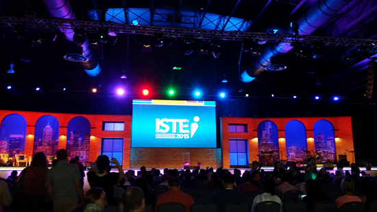 ISTE Conference 2015