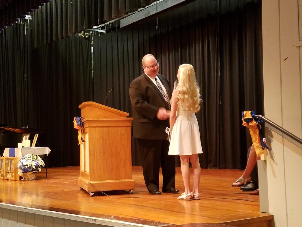 Questeq Scholarship Recipients 2016