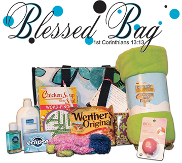 Blessed Bag Charity Drive