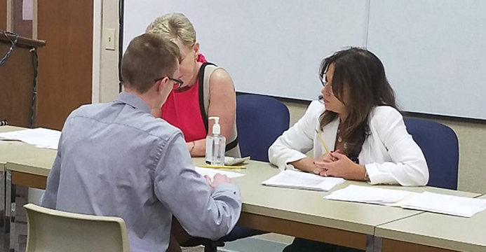BCCTC Mock Interviews