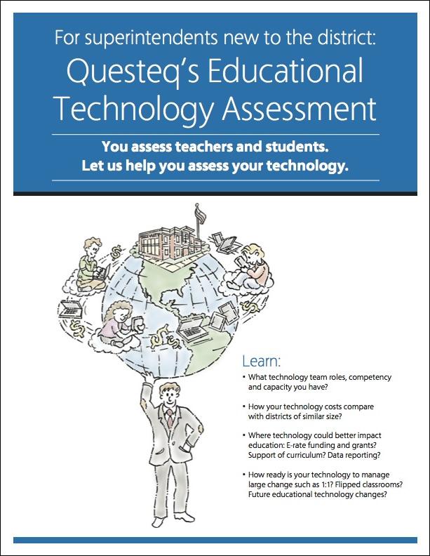 Questeq Educational Technology Management Assessment Brochure