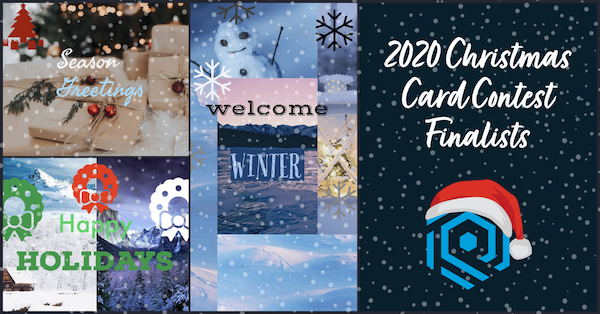 2020 Christmas Card Contest Finalists-small