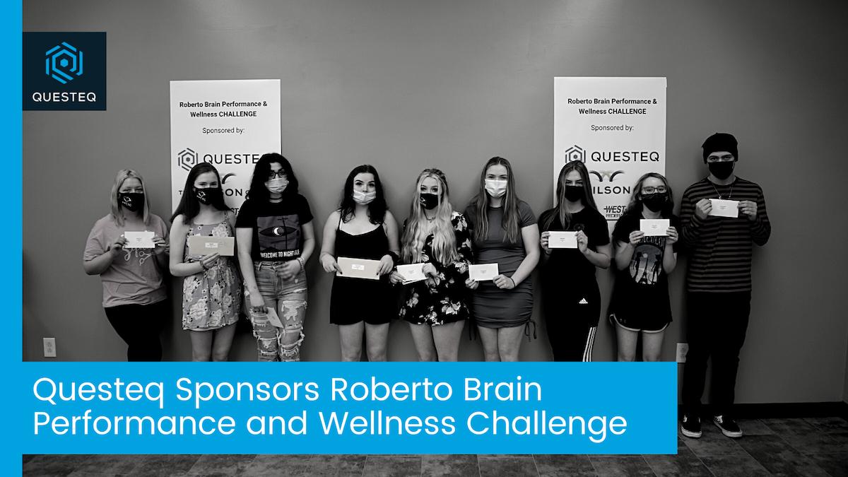 Questeq Sponsors Roberto Brain Performance And Wellness Challenge