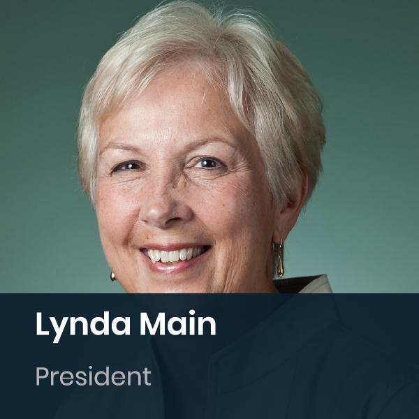 Lynda Main - President